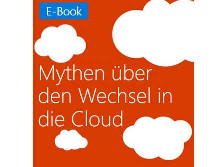 Microsoft Mythen Wechsel in die Cloud